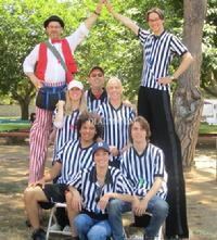 Picnic Games, Minutut To Win It Game Show, Family Style Corporate Picnic Events Team Building Activities